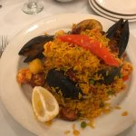 PAELLA ... this was without the lobster