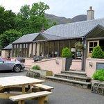 Stopping for lunch at The Torridon Inn - Scotland (03/Sept/17).