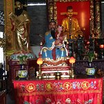 Guangzhou City God Temple Foto