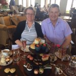 A Hyatt Hotel High Tea