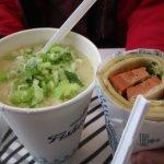 フィッシュスープとトラウトロール