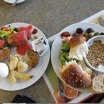 amazing breakfast buffet