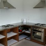 New renovated backpackers kitchen