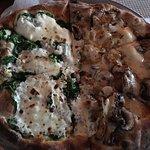 1/2 tartufo 1/2 spinach