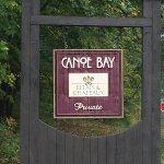 Photo de Canoe Bay