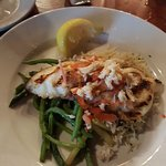 Crab Stuffed Grouper!