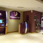 Foto de Premier Inn Inverness Centre (River Ness) Hotel