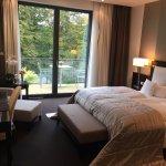 Relais & Châteaux Hotel Burg Schwarzenstein Foto