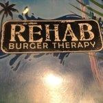 Foto di Rehab Burger Therapy