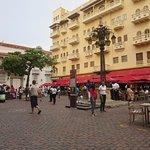 Photo de Plaza Santo Domingo