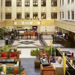 Courtyard by Marriott Moscow City Center Foto