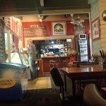 Inside Pa's Cafe @ Victor Harbor