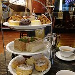 Classic afternoon tea for two at the Earl Hotel