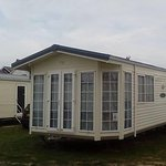 Caravan at Suffolk sands.....