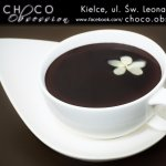 Try our hot chocolate in over 20 flavors :)
