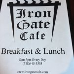 Iron Gate Cafe Foto