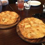 traditional cheese and potato pies