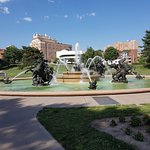 Photo of J.C. Nichols Memorial Fountain