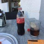 Coke available.
