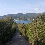 Photo of Walking trail to Spiaggia della Biodola
