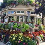 Downtown Restaurants filled with gardens!