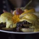 Moroccan Chicken Benny!