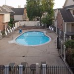 Outdoor Pool and Sundeck area