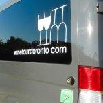 Our Wine Tours Toronto vehicle