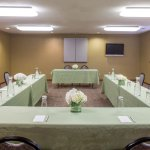 The Wright Room (Meeting Room) and 1905 Boardroom available for your next meeting!