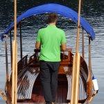 Gondala on Lake Bled