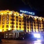 Grand Hyatt Cannes Hotel Martinez Foto