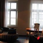 Steigenberger Hotel Stadt Hamburg Foto