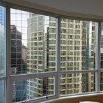 Photo de Vancouver Marriott Pinnacle Downtown Hotel