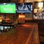 Partial Bar & Some TV's