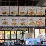 Škocjan, Junk fast food