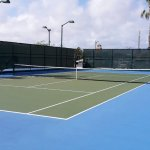 Aruba is a great island with lots of very nice tenniscourts; just play tennis with omnibus tenni