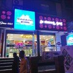 Front view of shop at Ashoka Road