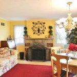 living room Jan's Cottage