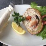 Crab shell - not bad