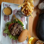 Some of the best burgers ever and this is coming from a self proclaimed burger connoisseur