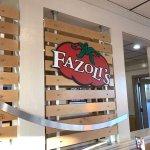The ultimate platter at Fazoli's