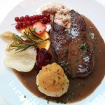 Hirschsteak in den Wildwochen