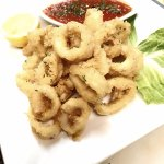 Our famous Fried Calamari
