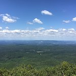 Nearby Cheaha Mountain. Definitely worth a quick visit.