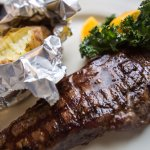 Lucile's Steaks and Spirits at The Continental Hotel