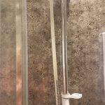 Broken shower hose