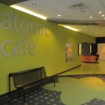 Entrance to Cafe