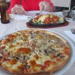Benalmadena - Milan - Pizza