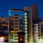 View from top floor of La Paz
