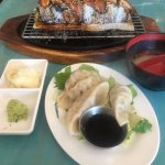 The Dragon Roll lunch special at Ninjin in Santa Monica ($17.95).